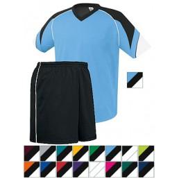 Orbit Soccer Jersey and Shorts Kit