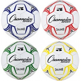 Challenger Soccer Ball
