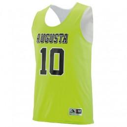 Reversible Wicking Tank Basketball Jersey
