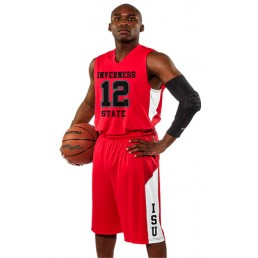 Charge Basketball Jersey and Short Set