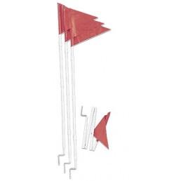 Corner Flag-Folding