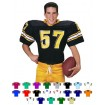 Dazzle Poly-Tuff Football Jersey